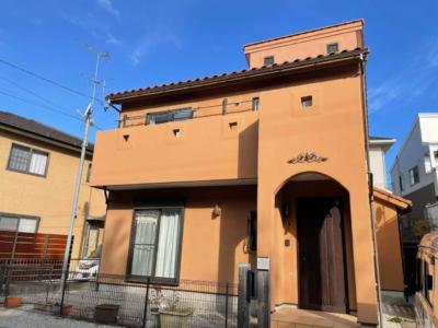 浜松市浜北区染地台 Sさま邸 外壁塗装完成しました。外壁塗装の事なら浜松塗装専門店|加藤塗装