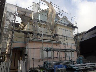 浜松市南区三島町 施工事例 外壁塗装の事なら浜松塗装専門店|加藤塗装