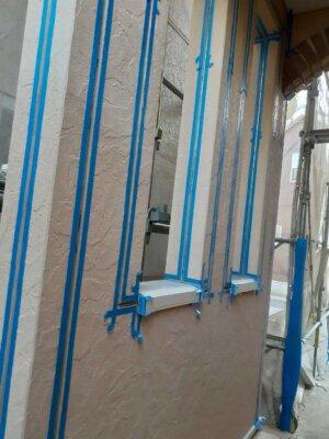 浜松市中区北寺島町 施工事例 シーリング改修工事 外壁塗装の事なら浜松塗装専門店|加藤塗装