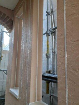 浜松市中区北寺島町 施工事例 シーリング改修工事 外壁塗装の事なら浜松塗装専門店|加藤塗装 プライマー塗布 接着剤の役目 コーキング 雨漏り防止 割れ 切れる