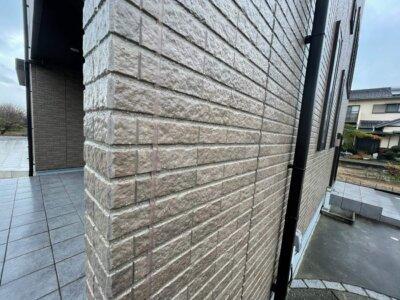 浜松市西区佐浜町 施工事例 外壁塗装の事なら浜松塗装専門店|加藤塗装 セミフロンスーパーシリーズ アクアⅡ