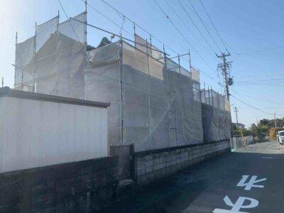 浜松市南区西島町 施工事例 外壁塗装の事なら浜松塗装専門店|加藤塗装 純和風住宅