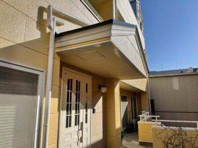 浜松市中区中央 Oさま邸 南面外壁塗装完成しました。外壁塗装の事なら浜松塗装専門店|加藤塗装