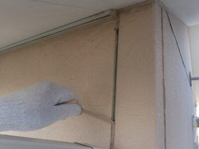 外壁塗装の事なら浜松塗装専門店 加藤塗装 北寺島町 施工事例 シーリング撤去