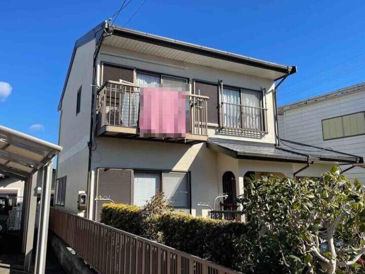 浜松市中区上島 Iさま邸 屋根・外壁塗装工事が完成しました。外壁塗装の事なら浜松塗装専門店|加藤塗装