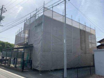浜松市南区西町 施工事例 外壁塗装の事なら浜松塗装専門店|加藤塗装 塗料 エスケー化研 シーガード 屋根カバー工法