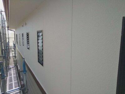 アパートマンション塗装 施工事例 磐田市 外壁塗装の事なら浜松塗装専門店|加藤塗装