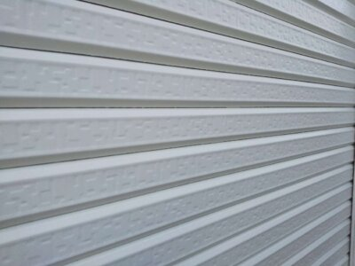 アパート ガス庫 塗装 外壁塗装の事なら浜松塗装専門店|加藤塗装 シャッター錆止め