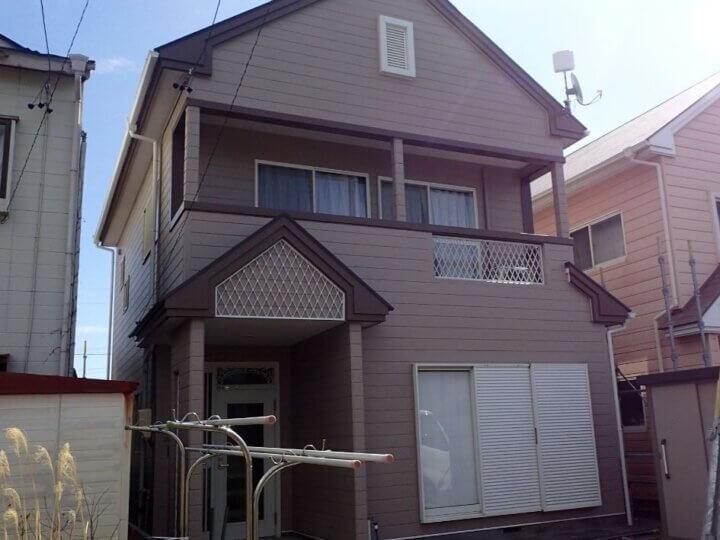 浜松市南区遠州浜 Kさま邸 屋根・外壁塗装完成しました。外壁塗装の事なら浜松塗装専門店|加藤塗装