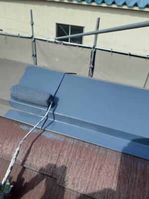 下塗り塗装 錆止め 屋根 外壁塗装の事なら浜松塗装専門店|加藤塗装