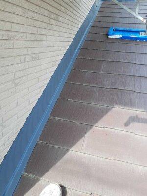 下塗り塗装 錆止め 屋根 外壁塗装の事なら浜松塗装専門店|加藤塗装 板金 塩害