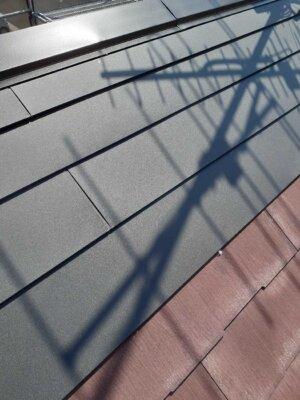 屋根カバー工法 シーガード 外壁塗装の事なら浜松塗装専門店|加藤塗装 施工方法 簡単 パミール 葺き替え