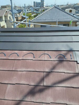屋根カバー工法 シーガード 外壁塗装の事なら浜松塗装専門店|加藤塗装