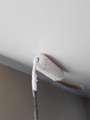 浜松市中区領家 施工事例 外壁塗装の事なら浜松塗装専門店|加藤塗装 エスケー化研 セラミタウンマイルド