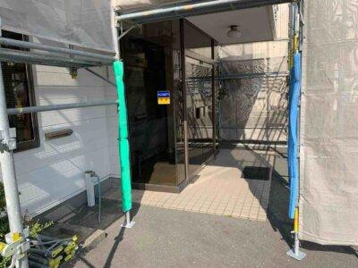 浜松市南区飯田町 橋本螺子 施工事例 外壁塗装の事なら浜松塗装専門店|加藤塗装 事務所 工場 塗替え 価格