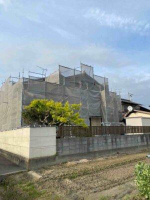 浜松市東区白鳥町 施工事例 外壁塗装の事なら浜松塗装専門店|加藤塗装