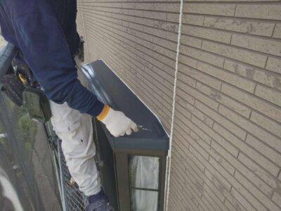 下塗り塗装 錆止め 屋根 外壁塗装の事なら浜松塗装専門店|加藤塗装 板金 塩害 被害