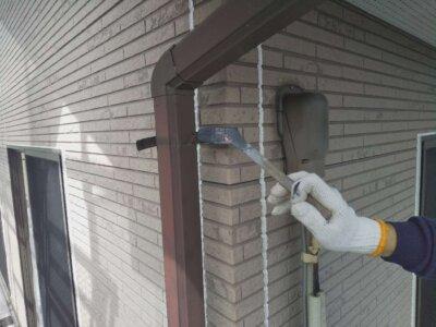 下塗り塗装 錆止め 屋根 外壁塗装の事なら浜松塗装専門店|加藤塗装 板金 塩害 被害 出窓鉄部 令和3年 施工事例