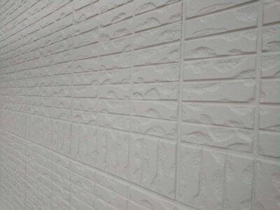 浜松市中区神田町 スイーツバンク オープン 外壁塗装の事なら浜松塗装専門店|加藤塗装 上塗り完成 施工事例 エスケー化研 プレミアムシリコン