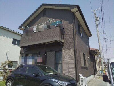 浜松市南区東若林町 Yさま邸 屋根カバールーフ工法・外壁塗装が完成しました。外壁塗装の事なら浜松塗装専門店|加藤塗装