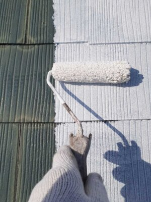 浜松市西区舞阪町弁天島 施工事例 アステックペイントさんのスーパーシャネツサーモシリコン 外壁塗装の事なら浜松塗装専門店 加藤塗装 タスペーサーってなに カラーベスト サーモテックシーラー