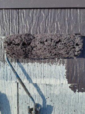 浜松市南区若林町 施工事例 屋根塗装 タスペーサー 外壁塗装の事なら浜松塗装専門店 加藤塗装 カラーベスト スレート屋根 雨漏り防止 スーパーシャネツサーモsi アステックペイント
