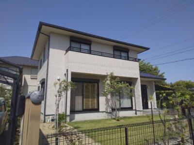 浜松市南区西町 Sさま邸 屋根・外壁塗装が完成しました。外壁塗装の事なら浜松塗装専門店|加藤塗装