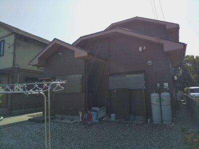 浜松市南区長田町 Sさま邸 外壁・屋根カバー工法、完成しました。外壁塗装の事なら浜松塗装専門店|加藤塗装