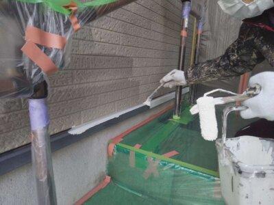 浜松市中区領家 施工事例 外壁塗装の事なら浜松塗装専門店|加藤塗装 令和3年 梅雨 セミフロンスーパールーフ遮熱Ⅱ 難燃性