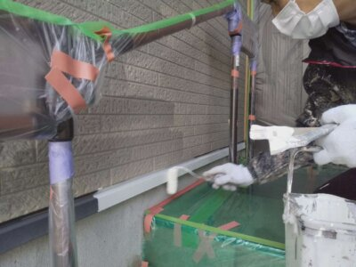 浜松市中区領家 施工事例 外壁塗装の事なら浜松塗装専門店|加藤塗装 令和3年 梅雨 セミフロンスーパールーフ遮熱Ⅱ