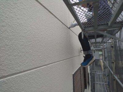 ALC外壁シーリング改修 外壁塗装の事なら浜松塗装専門店|加藤塗装 増し打ち