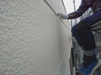ALC外壁シーリング改修 外壁塗装の事なら浜松塗装専門店|加藤塗装 増し打ち 龍禅寺
