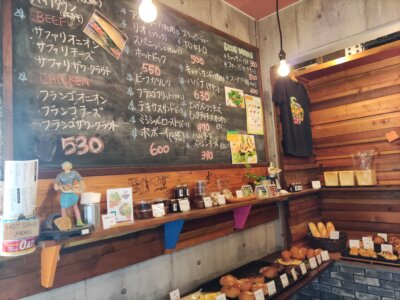 浜松市北区花川町55BREAD 外壁塗装の事なら浜松塗装専門店|加藤塗装 場所分からない 美味しい サンドイッチ おすすめ 人気