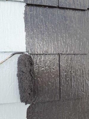 アステックペイント スーパーシャネツサーモsi カラーベスト スレート屋根 コロニアル 外壁塗装の事なら浜松塗装専門店|加藤塗装 雨樋に落ち葉が詰まる 雨が流れない 高圧洗浄 キャンペーン中 在庫処分 タスペーサー 雨漏りの原因 水切り サーモテックシーラー遮熱下塗り キャビアブラウン