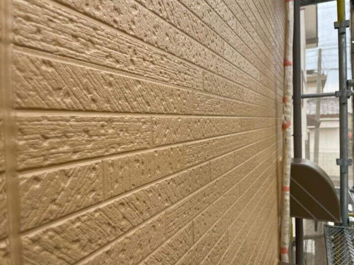 外壁塗装 工事 完成