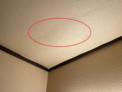 天井染み 雨漏りSTOPサービス 金額 料金 価格 止まるのか 外壁塗装の事なら浜松塗装専門店 加藤塗装