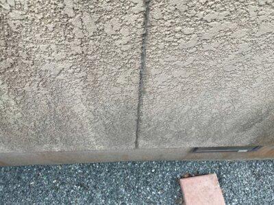 吹付仕上げ外壁 リシン スタッコ ヘッドカット 汚れ付着しやすい クラック ひび割れ メリットデメリット 外壁塗装の事なら浜松塗装専門店|加藤塗装