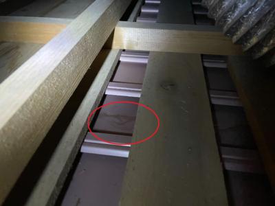天井裏 天井染み 雨漏りSTOPサービス 金額 料金 価格 止まるのか 外壁塗装の事なら浜松塗装専門店 加藤塗装 壁紙が浮いている