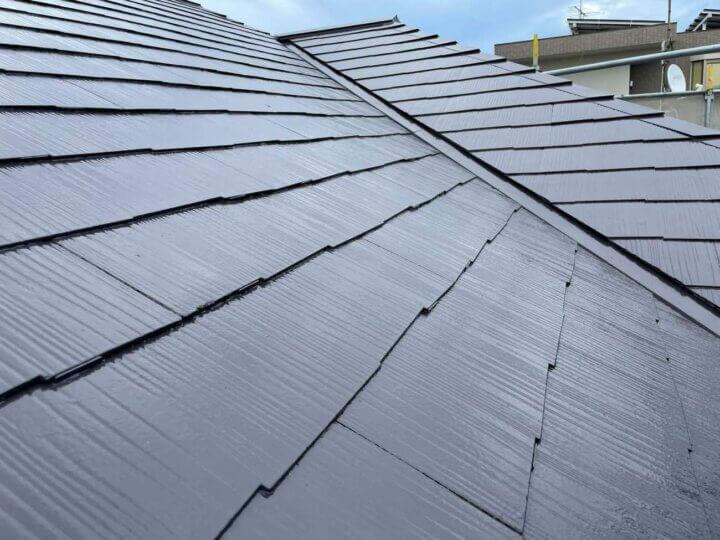 浜松市東区和田町Sさま屋根外壁塗装