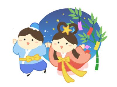 七夕 新暦 7月7日 織姫 彦星 アルタイル ベガ 由来 外壁塗装の事なら浜松塗装専門店|加藤塗装