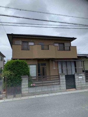 浜松市南区恩地町 Kさま邸 屋根・外壁塗装工事が完成しました。外壁塗装の事なら浜松塗装専門店|加藤塗装