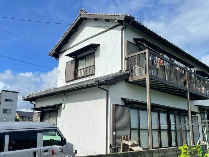 浜松市東区下石田町Aさま外壁塗装