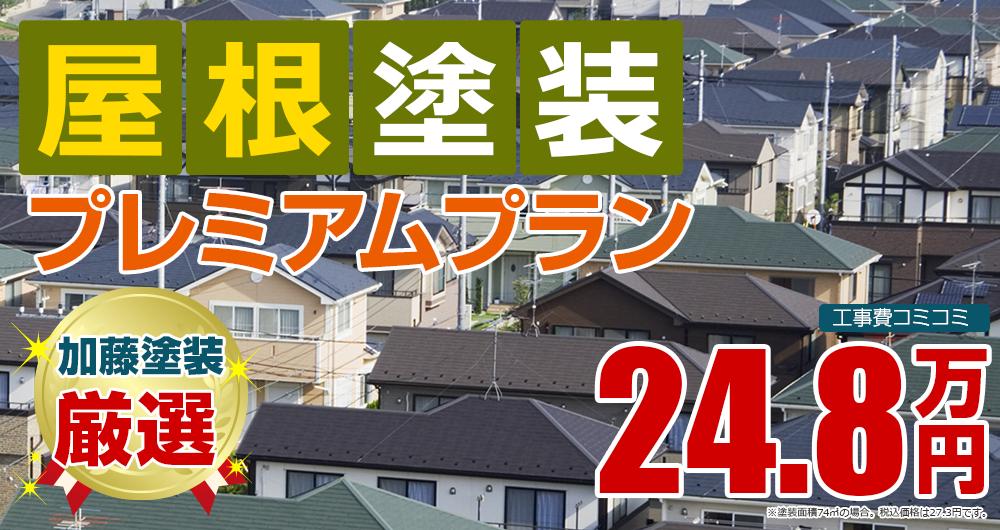 プレミアムプラン塗装 24.8万円