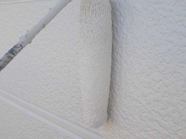 外壁上塗り塗装工事