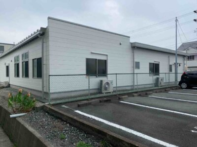 浜松総合防災設備事務所さま外壁塗装