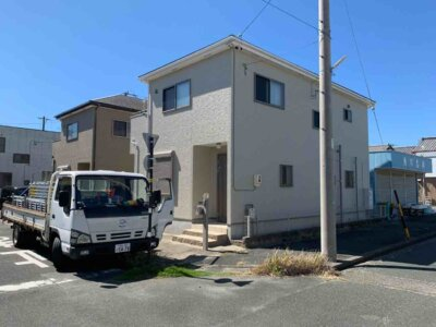 浜松市南区遠州浜Kさま邸屋根塗装外壁塗装