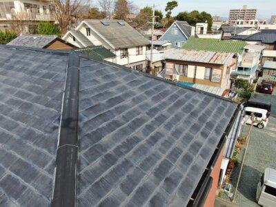 セミフロンスーパールーフⅡ遮熱 屋根塗装価格プラン 塗料紹介 KFケミカル 外壁塗装の事なら浜松塗装専門店|加藤塗装